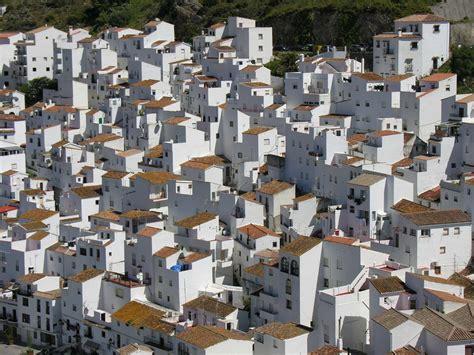 Rosario Kecil Putih 3 Putihnya Kota Pueblos Blancos Spanyol 88186
