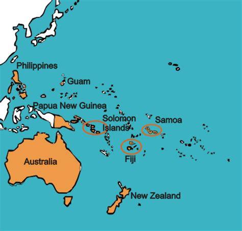 polynesia on the world map gateway to world englishes