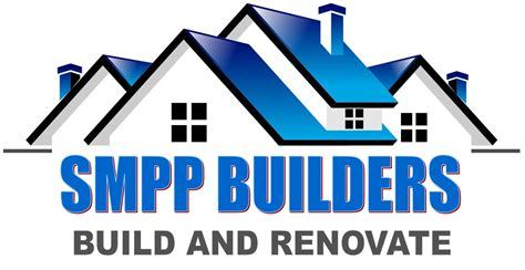 best home logo smpp building renovation painting tiling pastering