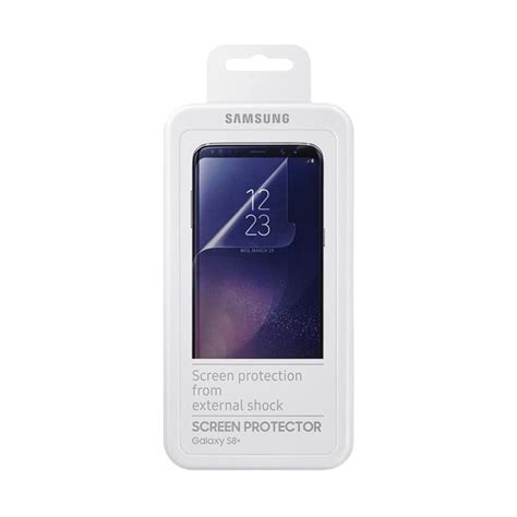 Harga Clear Galaxy jual samsung screen protector for galaxy s8 clear