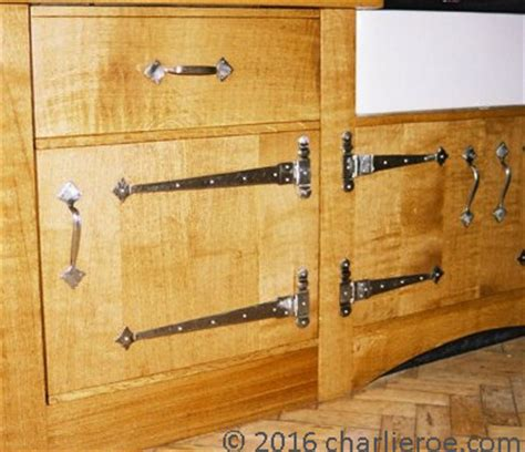 arts and crafts cabinet hinges arts crafts movement furniture metal steel brass copper