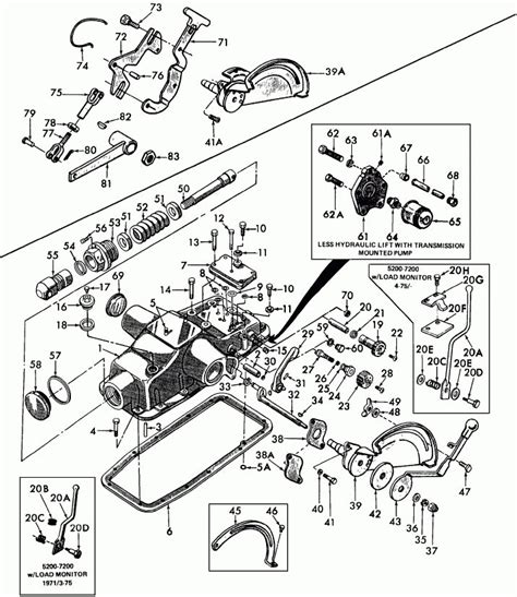 ford tractor parts diagram wiring diagram schemes