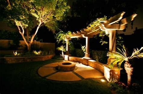 Landscape Up Lighting Outdoor Lighting Uplight Colored Filters Home Decoration Club