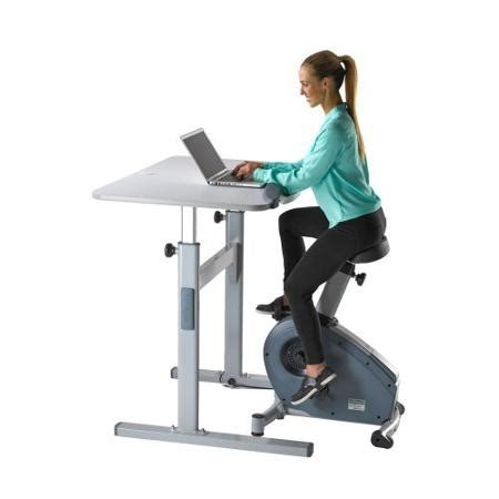 Standing Desk Workout by C3 Dt5 Desktop Cycle