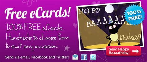 card email free free birthday cards hallmark