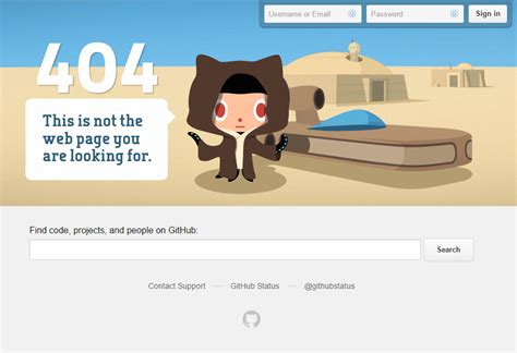 best 404 page the 9 best 404 error pages we ve seen wordstream