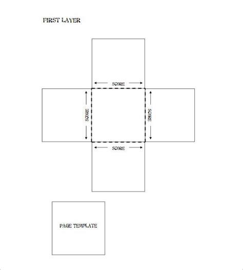 exploding box card template free 14 exploding box templates doc pdf free premium