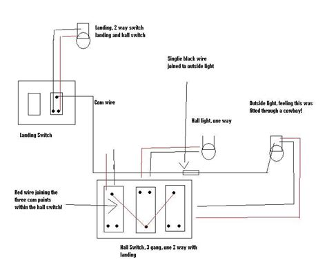 3 way switch wiring diagram white black the best