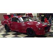 1968 Mustang Fastback Pro Touring  YouTube