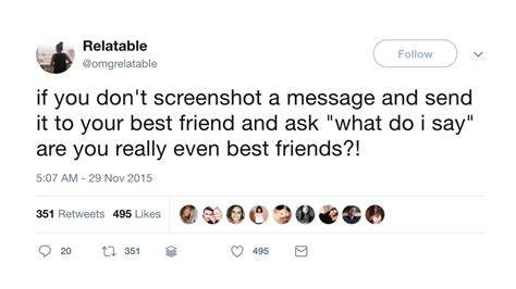 funny tweets  sum  fierce female friendships