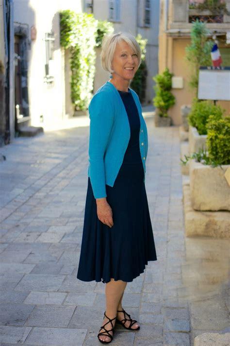 Dress Rusa Sweater50 simple dress plus cardigan combo