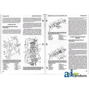 smmm201 minneapolis moline shop manual