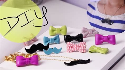 make your home beautiful with accessories diy accessories how to make a cute bow ring mustache