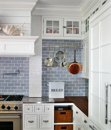 Kitchens With Subway Tile Backsplash by 14 Id 233 Es De Dosseret Backsplash De Cuisine Blogue