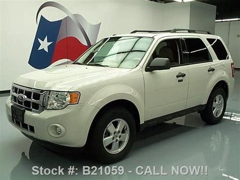 how cars run 2010 ford escape transmission control sell used 2010 ford escape xlt v6 sunroof cruise control only 18k texas direct auto in stafford