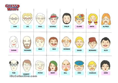 guess who card template 9 best images of guess who printable guess who