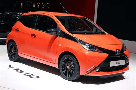 Toyota Aygo Usa 2014 Toyota Aygo Pictures Information And Specs Auto