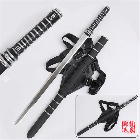 daywalker sword blade trinity   leather