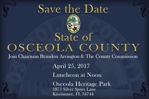 Osceola County Daily Arrest Records State Of Osceola County