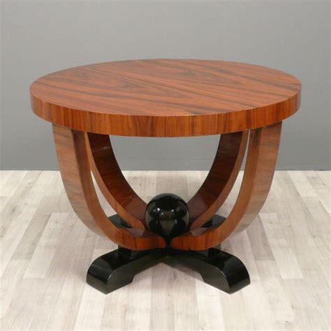 art deco table ls table art d 233 co table basse art d 233 co ronde mobilier art