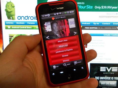 ringback tones for android verizon s v cast app updated adds ringtones and ringback tones android central