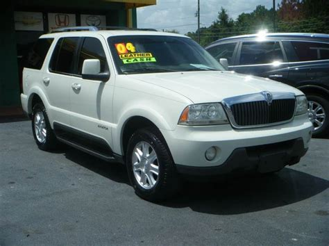 auto air conditioning service 2004 lincoln aviator seat position control 2004 lincoln aviator luxury 4dr suv in apopka fl a to z auto sales