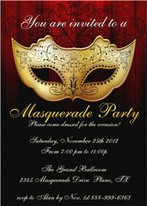 Masquerade Invitation Template 18 masquerade invitation templates free sle exle