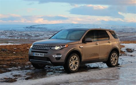 discovery land rover 2016 white 2016 land rover discovery sport first drive review