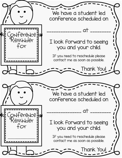 Parent Letter Student Led Conferences the 25 best student led conferences ideas on