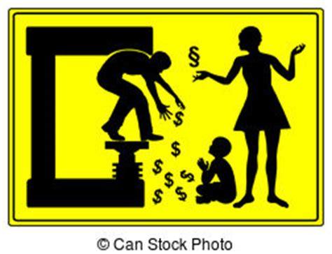 divorzio e alimenti spendy illustrazioni e clipart 2 spendyillustrazioni e