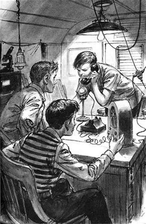 Harry Kane - Three Investigators Artist