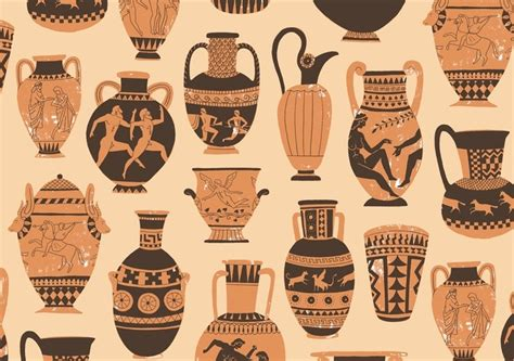 Ancient Vase Patterns by Ancient Vases Patterns Www Imgkid The Image