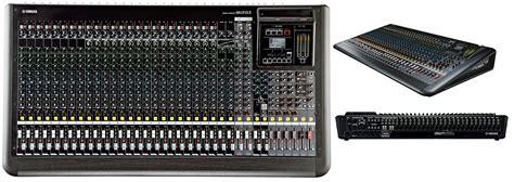 Mixer Yamaha Mgp32x yamaha mgp32x mixer