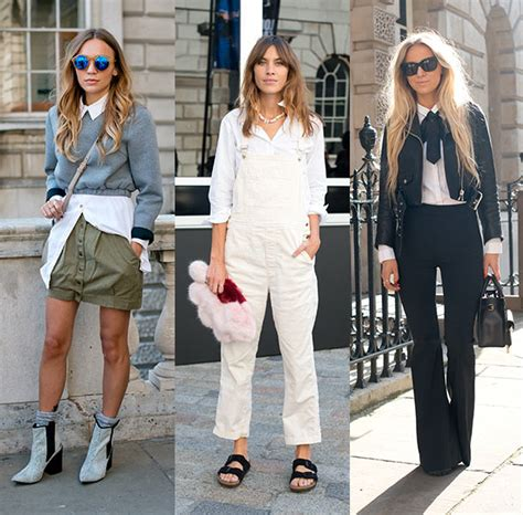 the best fashion at the the best of street style at london fashion week