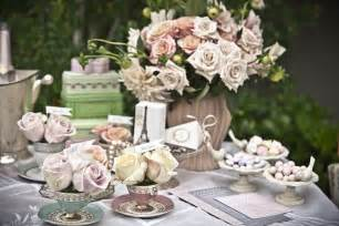 pretty tea bridal shower inspiration the sweetest
