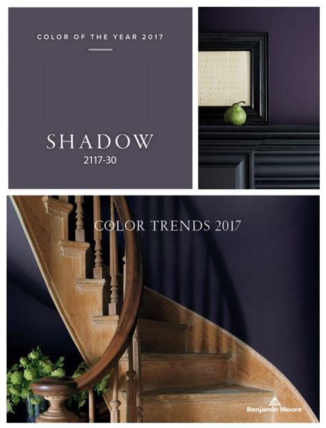 benjamin moore color of the year 2017 colors of the year