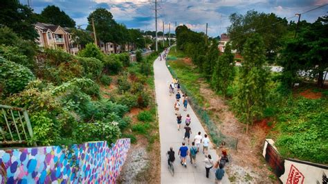 adopt the atlanta beltline atlanta beltline the atlanta beltline trail summer update the beltline