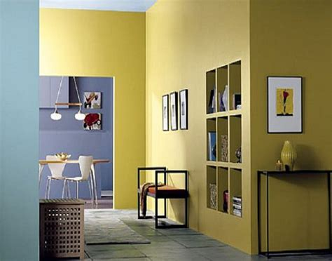 Wall Painting Colours by Yellow Interior Paint Ideas Concept Photo Gallery Homes