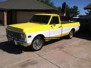 1971 chevrolet c10 colorado truck 350 automatic trans