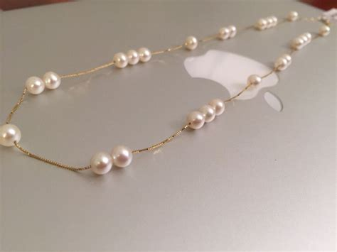 cultured pearl cultured pearl necklace 2istconf