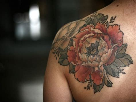 peony rose tattoo designs 85 best peony designs meanings powerful