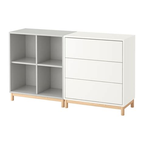 ikea eket review eket cabinet combination with legs white light grey ikea