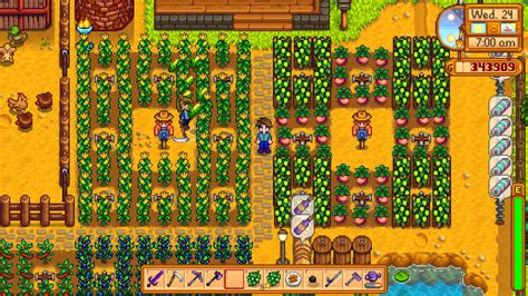 stardew valley for nintendo switch the ultimate unofficial guide books stardew valley gets multiplayer in 2017 feature hits