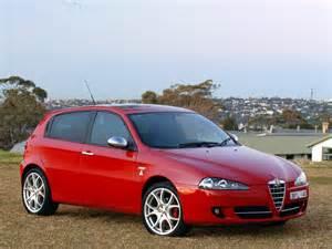 Alfa Romeo 147 2008 Alfa Romeo 147 Quot Monza Quot 937b 07 2008
