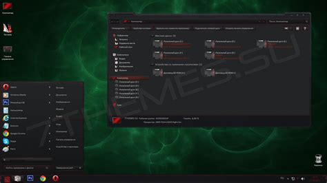 themes for windows 7 dota тема quot dota 2 quot для windows 7