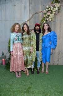 Gucci Launches Gucci Now An Email Newsletter by Dakota Johnson Gucci Bloom Launch Event 04 Gotceleb