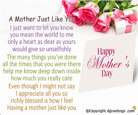 mothers day card messages festivals of india