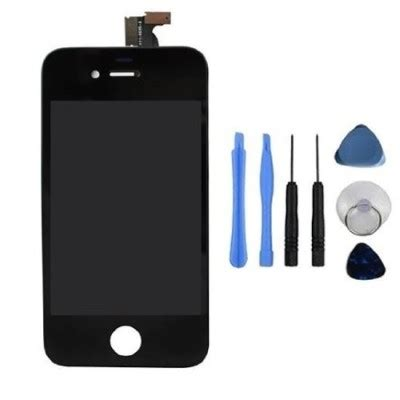 Lcd Iphone 4s Black Fullset replacement parts archives funkymobile