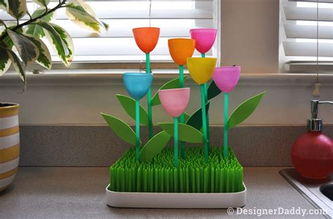 Vase With Marbles Mother S Day Crafts Eggceptionally Easy Tulip Garden