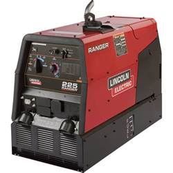 free shipping lincoln electric ranger 225 welder